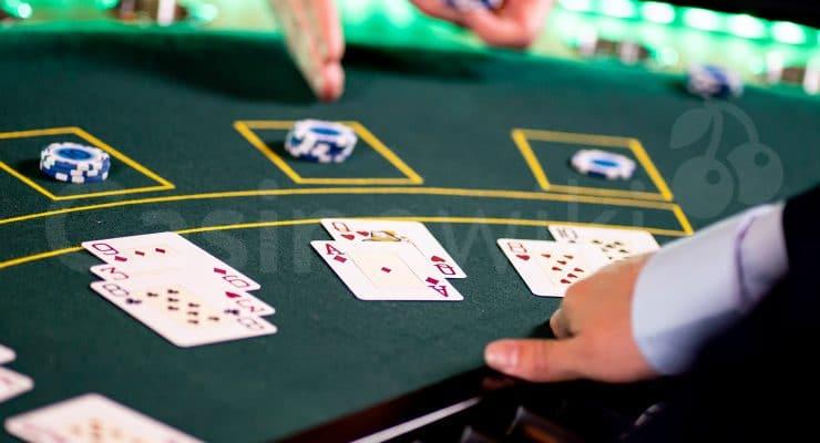 Hoe en wanneer wordt de combinatie blackjack uitbetaald