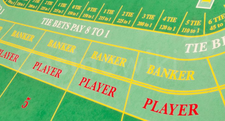 Hoe speel je Punto Banco