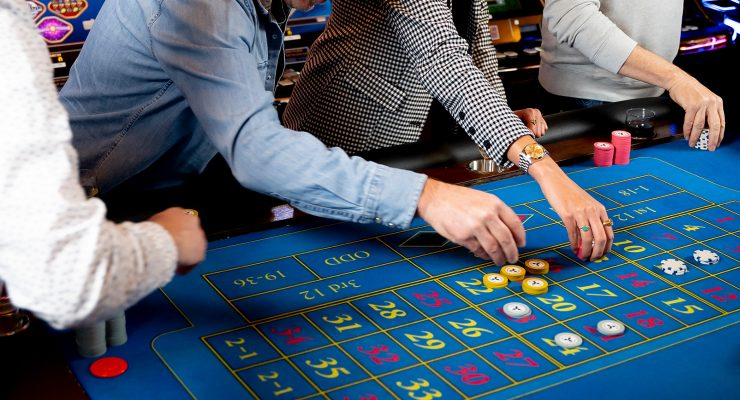 Hoe werkt het d'Alembert roulette systeem