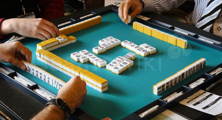 Hoe speel je Mahjong