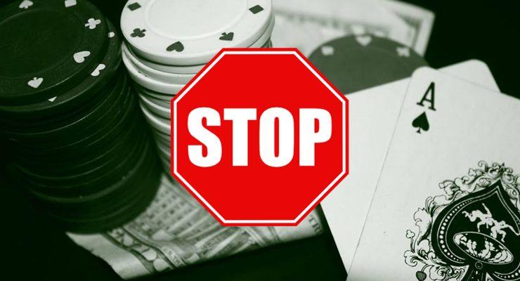 Hoe stop ik met gokken