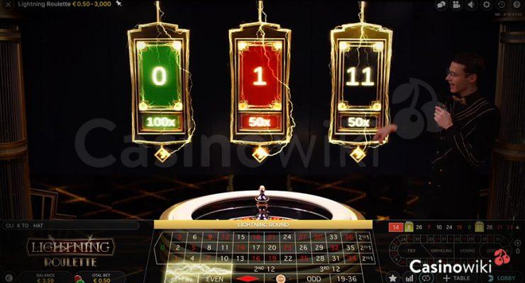 Extra bonussen bij roulette