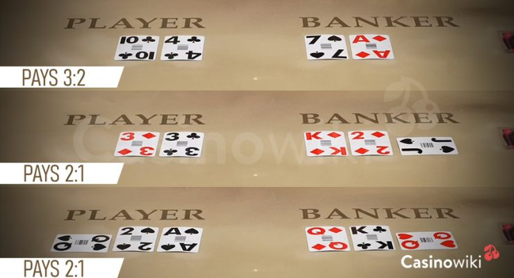 4-5-6 side bet bij baccarat