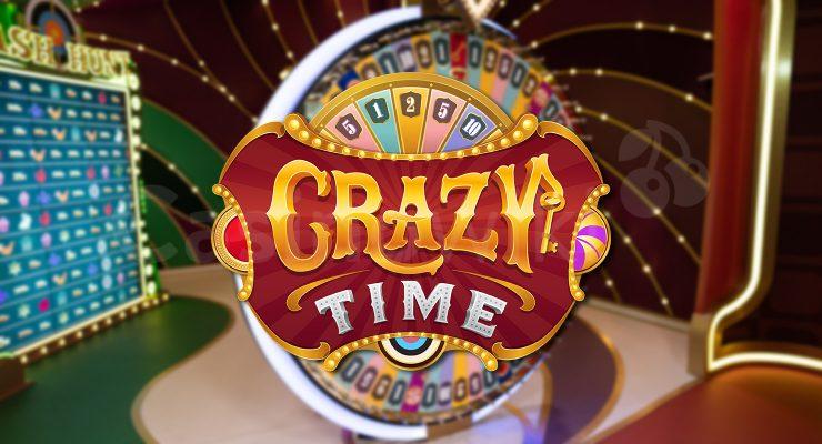 Hoe speel je Crazy Time?