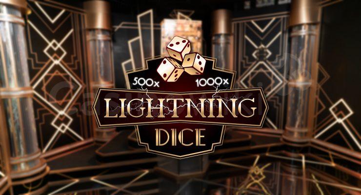 Hoe speel je Lightning Dice?