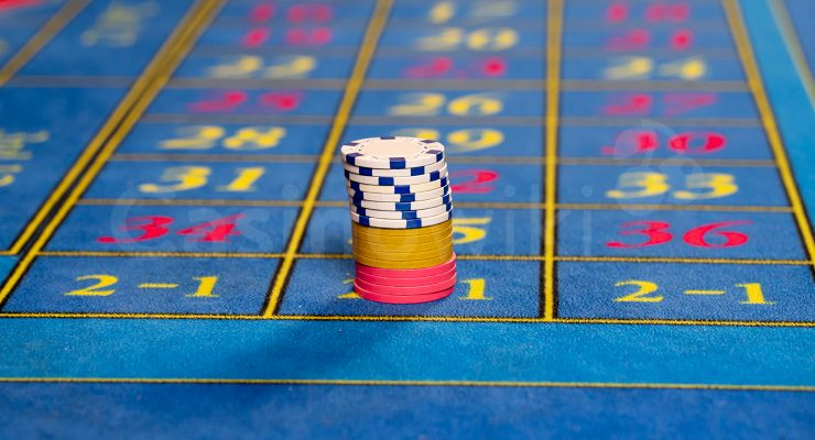 kolommen roulette
