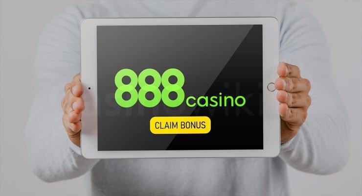 bonus ontvangen bij 888