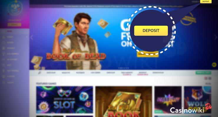 Hoe stort je geld bij PlayOJO Casino