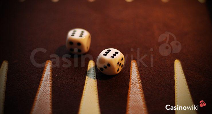 Backgammon spelen