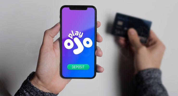 geld storten bij PlayOJO