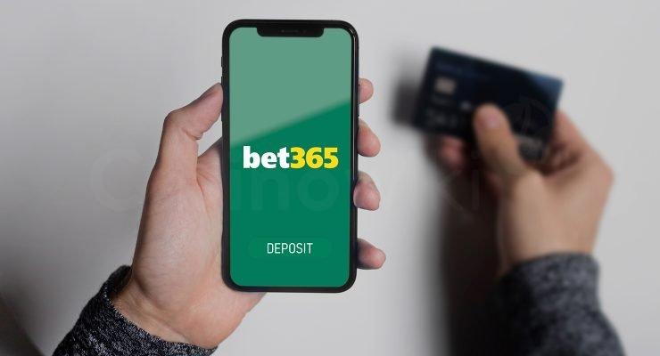 geld storten bij bet365