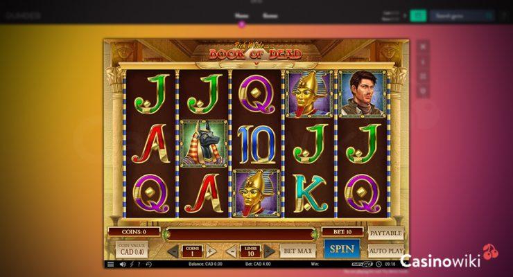 Hoe ontvang je een Dunder Casino Bonus