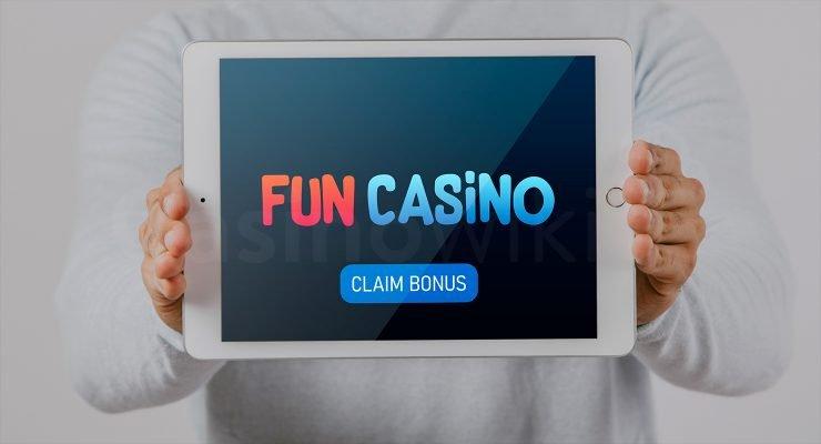 Hoe ontvang je een bonus bij Fun Casino