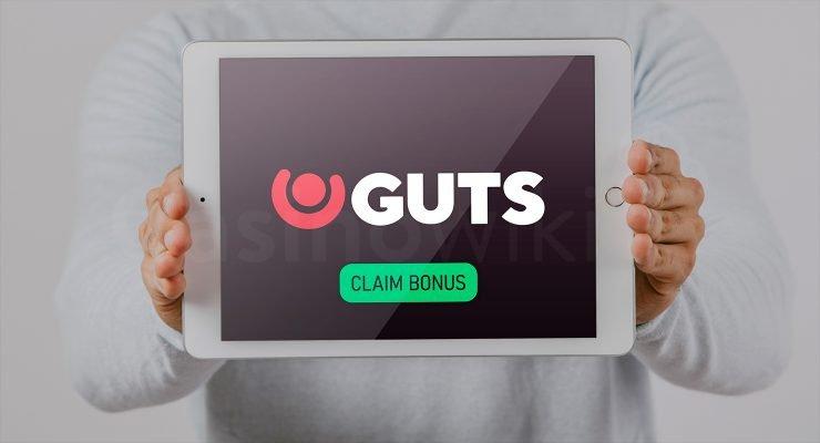 Hoe ontvang je een bonus bij Guts