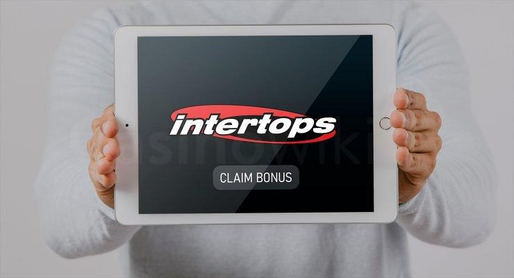 Hoe ontvang je bonus bij Intertops