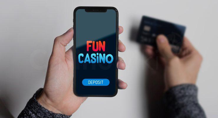 Hoe stort je geld bij Fun Casino