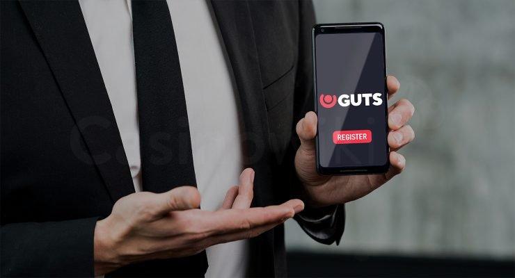Hoe registreer je bij Guts