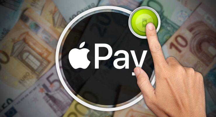 Storten met ApplePay
