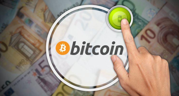 Storten met Bitcoin