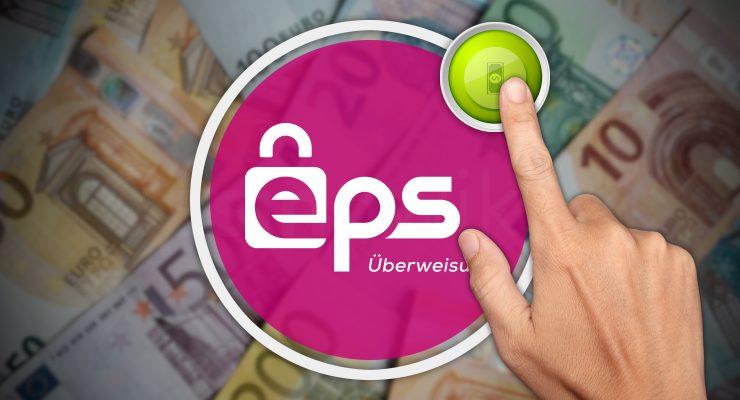 Storten met EPS