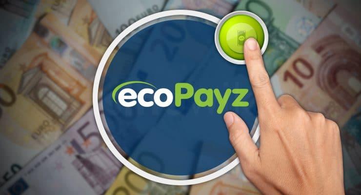 Storten met EcoPayz