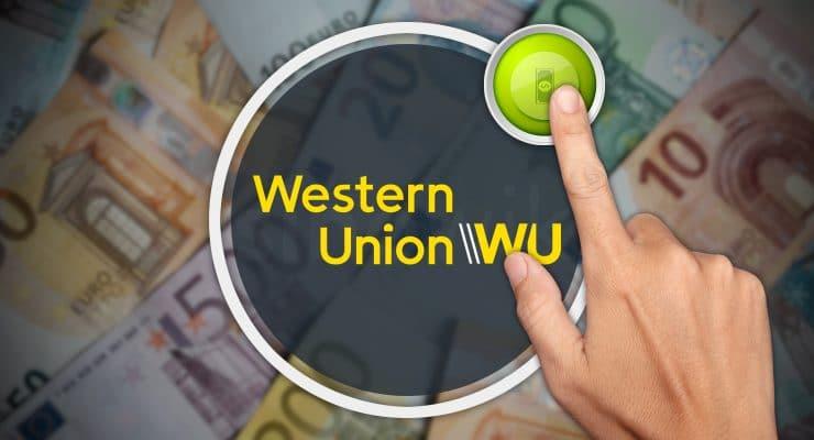 Storten met Western Union