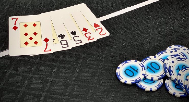 Deuce to Seven Triple Draw Poker