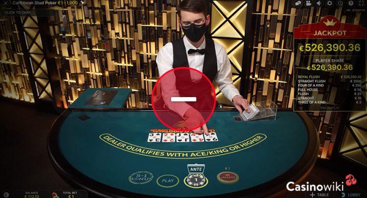 Optimale Caribbean Stud Poker Strategie