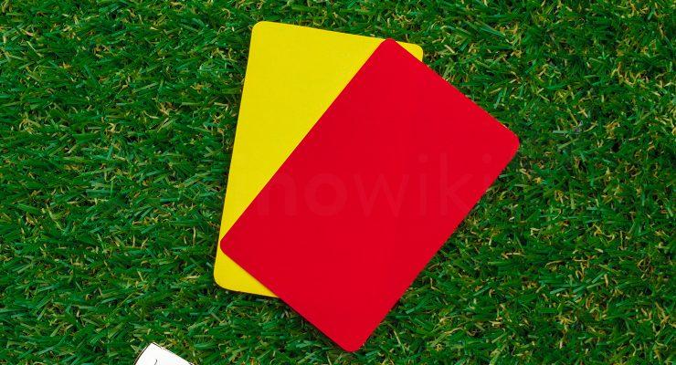 Wedden op gele en rode kaarten