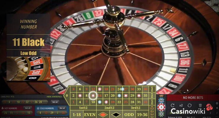 Authentic Roulette Original