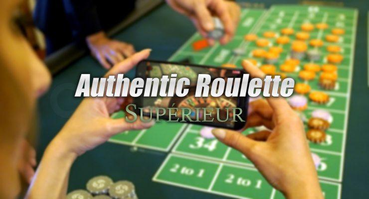 Authentic Roulette Superior
