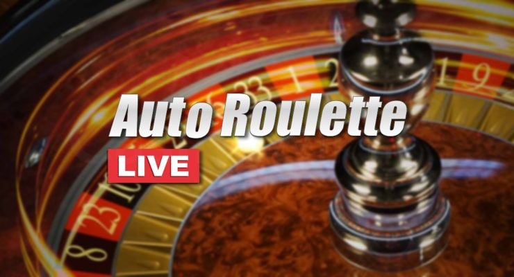 Auto Roulette Live Authentic