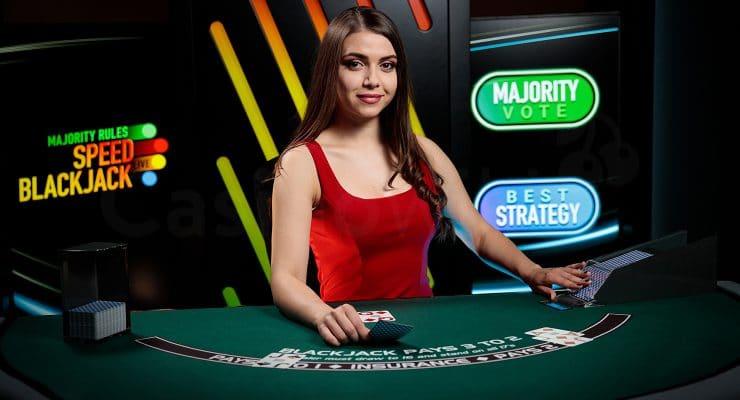 Majority Rules Blackjack