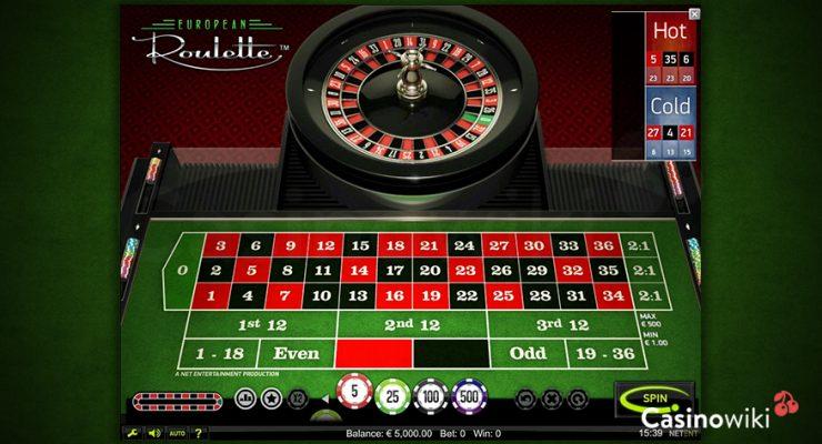 Gratis Online Roulette