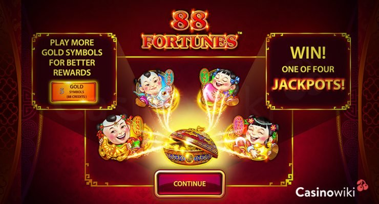 88 Fortunes