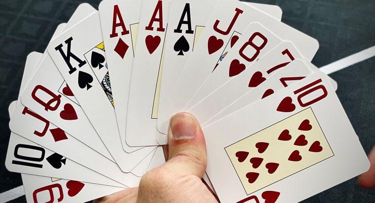 Chinees Poker