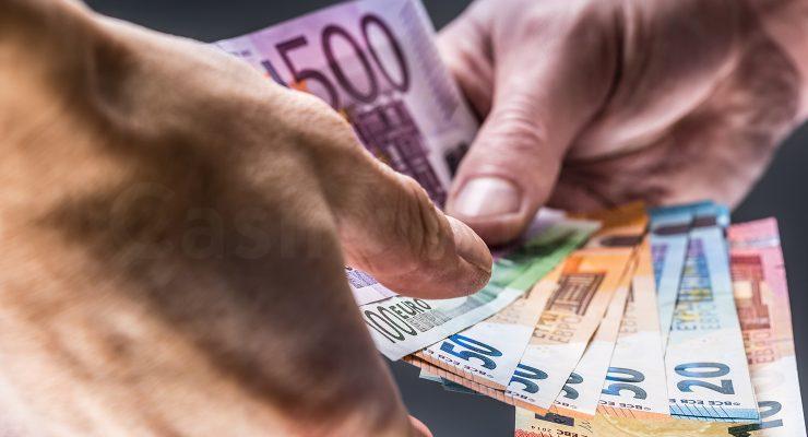 Uitbetalingen bij een online casino