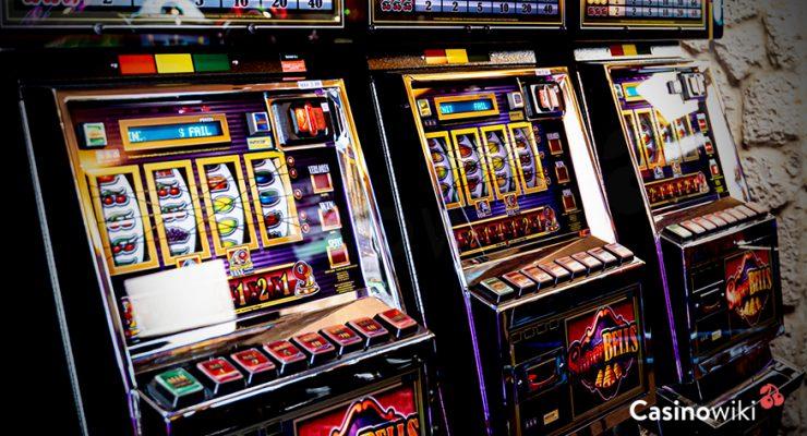 Hoe weet je dat een gokkast gaat betalen