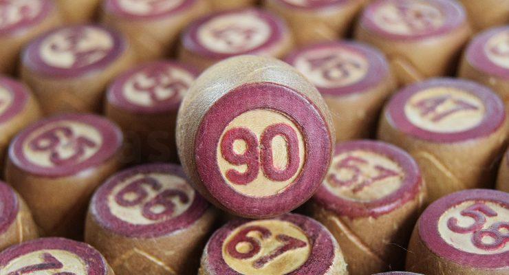 Bingo met 90 ballen
